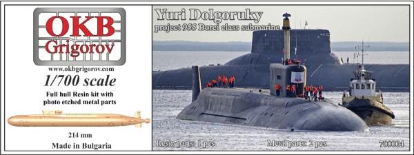OKBN700004   Yuri Dolgoruky, project 955, Borei class submarine (thumb11109)