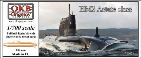 OKBN700023   HMS Astute class submarine (thumb11199)