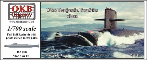 OKBN700033   USS Benjamin Franklin class submarine (thumb11240)