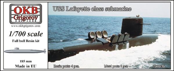 OKBN700038   USS Lafayette class submarine (thumb11255)