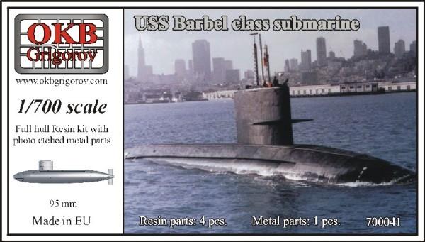 OKBN700041   USS Barbel class submarine (thumb11262)