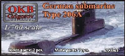 OKBN700045   German submarine Type 206A (thumb11272)