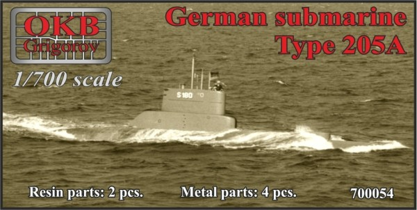OKBN700054   German submarine Type 205A (thumb11294)