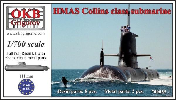 OKBN700055   HMAS Collins class submarine (thumb11296)