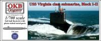 OKBN700070   USS Virginia class submarine, Block I-II (thumb11337)