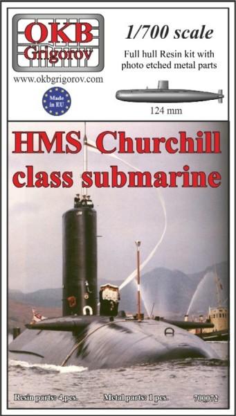 OKBN700072   HMS Churchill class submarine (thumb11344)