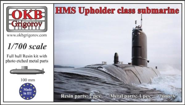 OKBN700075    HMS Upholder class submarine (thumb11350)
