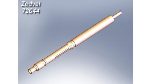 Zd72044   7,9 мм ствол MG.34-T. Танковый вариант пулемета MG.34. Спаренный и курсовой для установок Kugelblende 30/50/80. Немецкие танки Второй Мировой. В комплекте 2 ствола      7,9 mm MG.34-T barrel. In a set 2 barrel (thumb7217)