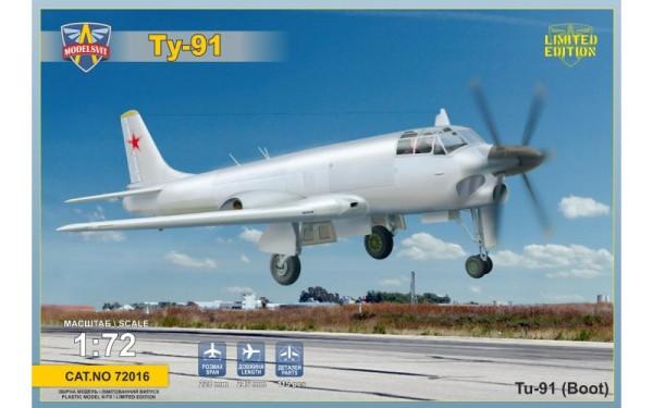 MSVIT72016   Tupolev Tu-91 'Boot' Soviet naval attack aircraft (thumb9353)