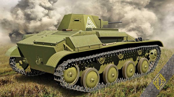 ACE72541   T-60 Soviet Light Tank GAZ production (model 1942) (thumb12147)