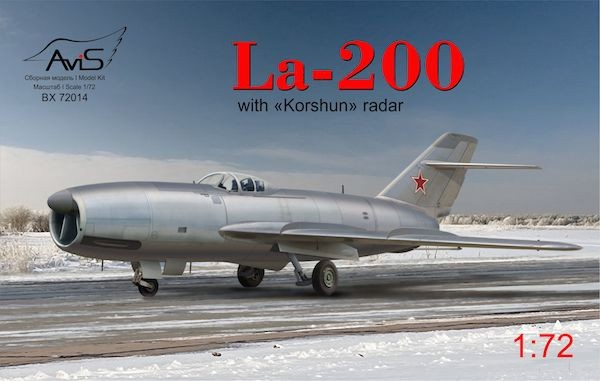 "AV72014   La-200 with ""Korshun"" radar (thumb9404)"