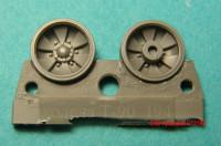 OKBS72194 Катки для танка Т-90 поздние          Wheels for T-90 late (attach1 8763)