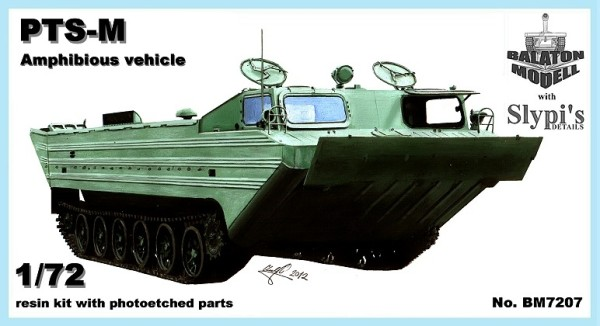 BM7207   ПТС-М амфибия        PTS-M amphibious vehicle (thumb8801)