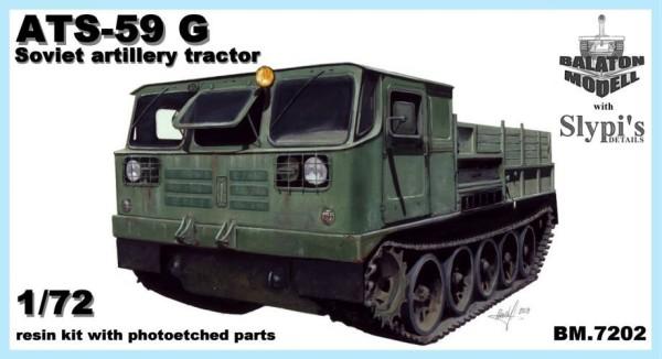 BM7202   АТС-59Г артиллерийский тягач        ATS-59G artillery tractor (thumb8788)