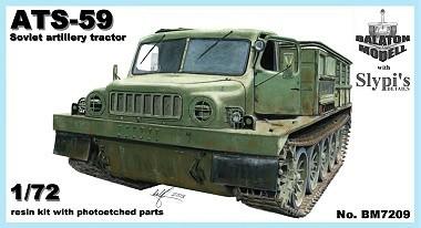 BM7209   АТС-59 артиллерийский тягач (ранний)      ATS-59 artillery tractor (early) (thumb8809)