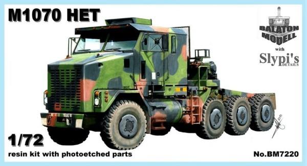 BM7220   M1070 тяжелый танковый транспортер          M1070 HET tank transporter (thumb8845)
