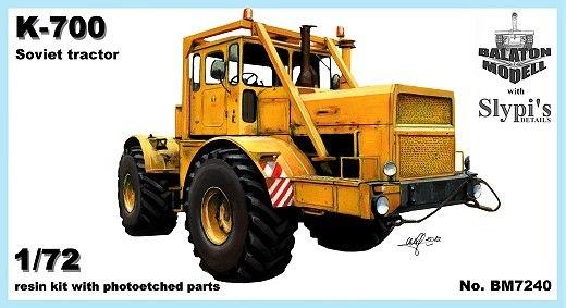 BM7240   К-700 трактор Кировец         Kirovets K-700 tractor (thumb8907)