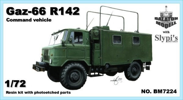 BM7224   ГАЗ-66 Р142 командный пункт           Gaz-66 R142 command vehicle (thumb8854)