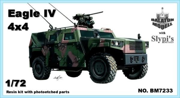 BM7233   Eagle IV 4x4 бронеавтомобиль      MOWAG - Eagle IV 4x4 (thumb8870)