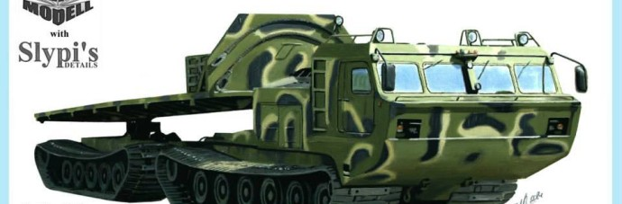 BM7252   Витязь ДТ-30-1 двухзвенный гусеничный транспортер       Vityaz DT-30-1 (thumb8956)