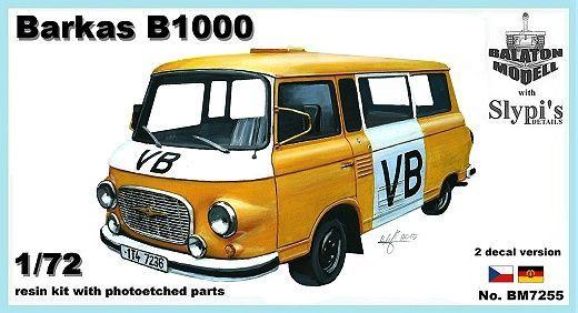 BM7255   Автомобиль Barkas B1000 van (фургон) (thumb8972)