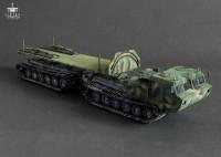 BM7252   Витязь ДТ-30-1 двухзвенный гусеничный транспортер       Vityaz DT-30-1 (attach4 8956)