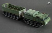 BM7251   Витязь ДТ-10 двухзвенный вездеход        Vityaz DT-10P (attach5 8949)