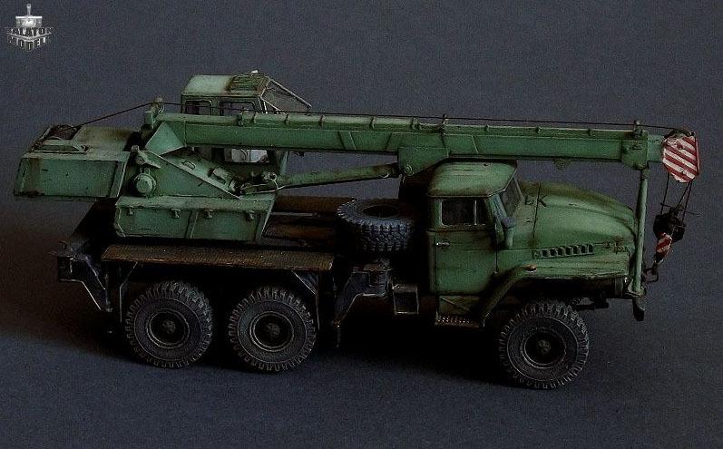 BM7225 Конверсионный набор кран для УРАЛ-43203 Ural-43203 ...  конверсионный