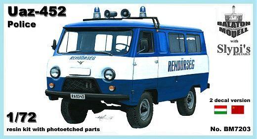BM7203   Uaz-452 Police       УАЗ - 452 полиция (thumb8794)