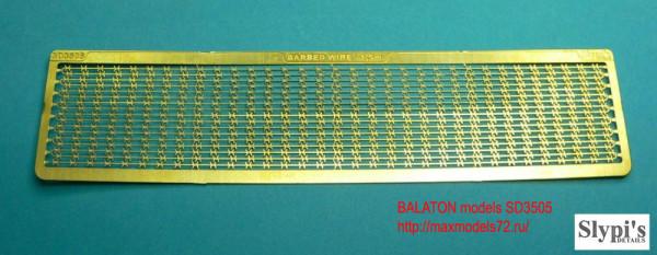 BMSD3505   Колючая проволока           Barbed wire (thumb9025)