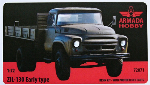 AME72071   ZiL-130 EARLY TRUCK (thumb9493)