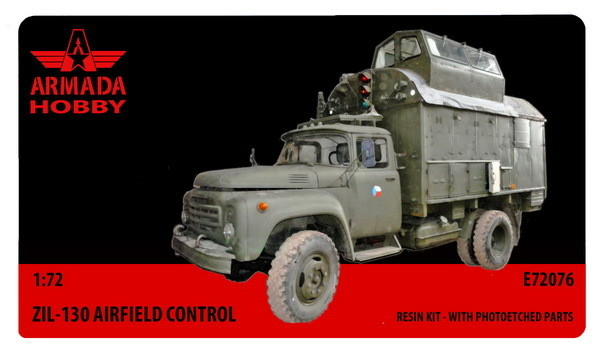 AME72076   ZiL-130 AIRFIELD CONTROL TOWER (thumb9504)