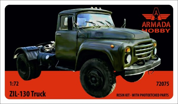 AME72075   ZiL-130 TRACTOR (thumb9502)