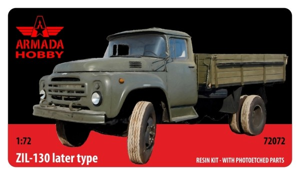 AME72072   ZiL-130 LATE TRUCK (thumb9495)