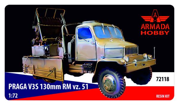 AME72118   Praga V3S 130mm RM vz. 51. (thumb9555)