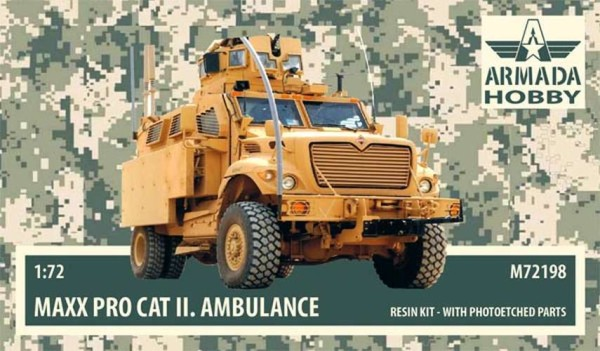 AMM72198   MRAP MAXX PRO CAT II. AMBULANCE (thumb9623)