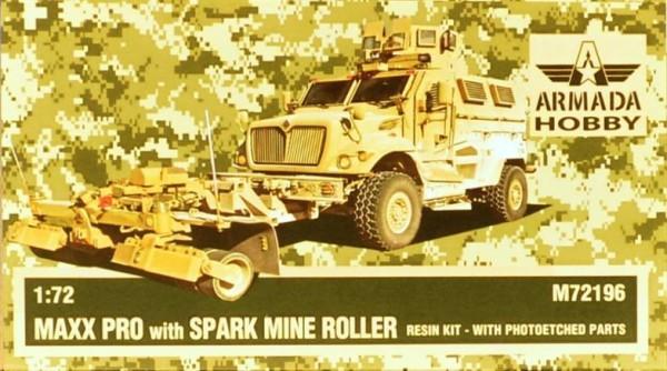 AMM72196   MAXX PRO w. Spark Mine Roller (2 part.) (thumb9619)