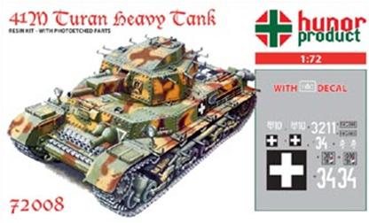 """HP72008   41M Tur?n II. """"Heavy Tank"""" (thumb9792)"""