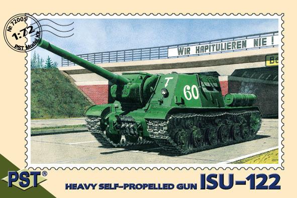 PST72005   ИСУ-122          JSU-122 Heavy SPG (thumb10040)