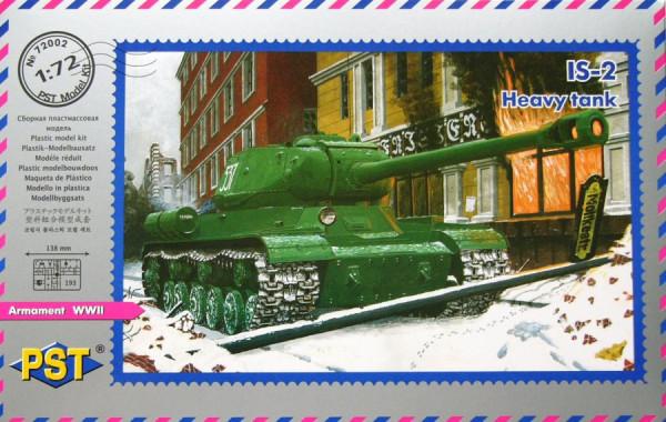 PST72003   ИС-2м      JS-2M Heavy Tank (thumb10036)