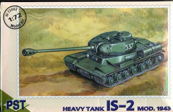 PST72002   ИС-2    JS2 Heavy Tank (thumb10034)