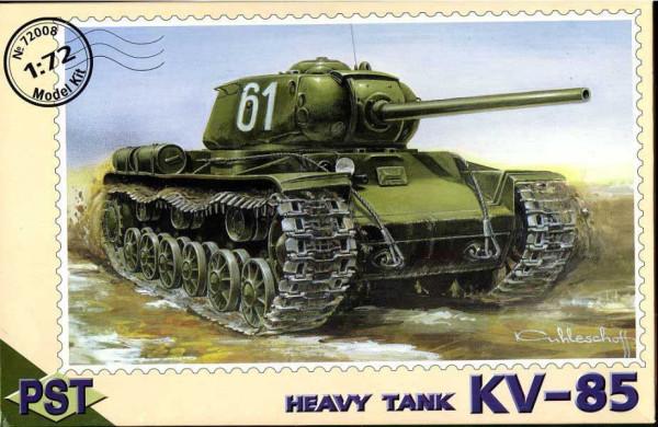PST72008   КВ-85          KV-85 Heavy Tank (thumb10046)