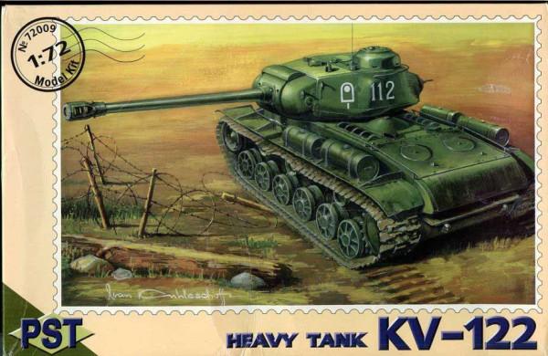 PST72009   КВ-122           KV-122 Heavy tank (thumb10048)