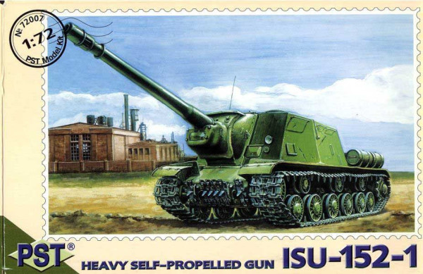 PST72007   ИСУ-152-1      JSU-152-1 Heavy SPG (thumb10044)