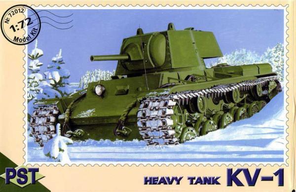 PST72012   КВ-1         KV-1 Heavy Tank (thumb10052)