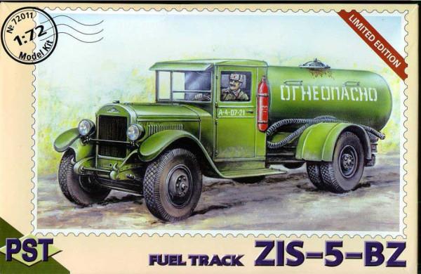 PST72011   ЗиС-5БЗ         Zis-5 BZ Fuel Truck (thumb10050)