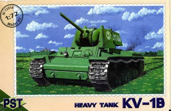 PST72014   КВ-1б        KV-1B Heavy Tank (thumb10056)