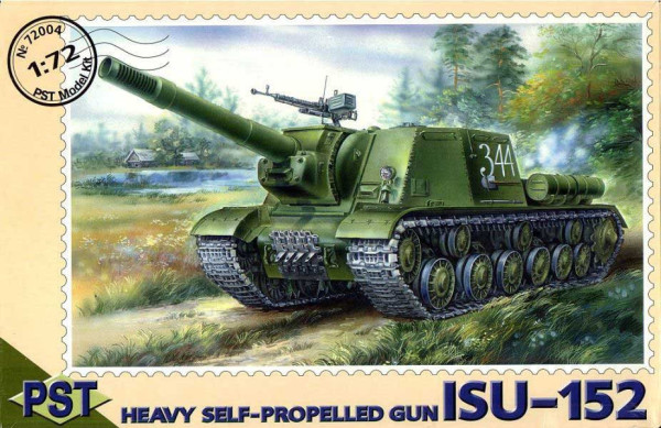 PST72004   ИСУ-152        JSU-152 Heavy S.P.G. (thumb10038)