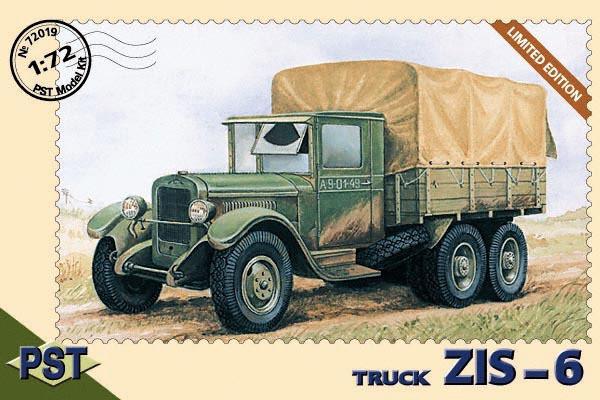 PST72019   ЗиС-6        Zis-6 Truck (thumb10066)