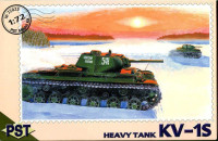 PST72025   КВ-1С          KV-1S Heavy tank (thumb10076)